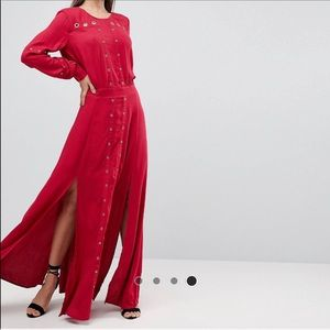 NWT Finders Keepers maxi dress